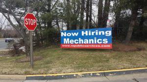 Hiring Mechanics